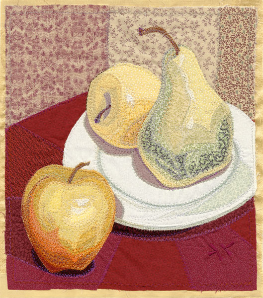 Pear And Apples